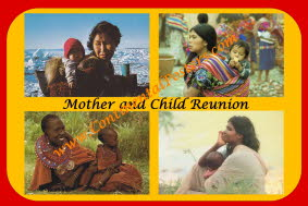 Mothers of the World, Mother and Child Reunion r C 110 cp