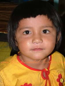 Girl from Sumatra